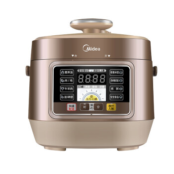 LK1742 Home Mini Electric Pressure Cooker 2.5L Appointment Timing Rice Cooker with Citrine Liner Pot Mechanical Control 600W electric pressure cookers electric pressure cooker double gall 5l electric pressure cooker rice cooker 5 people