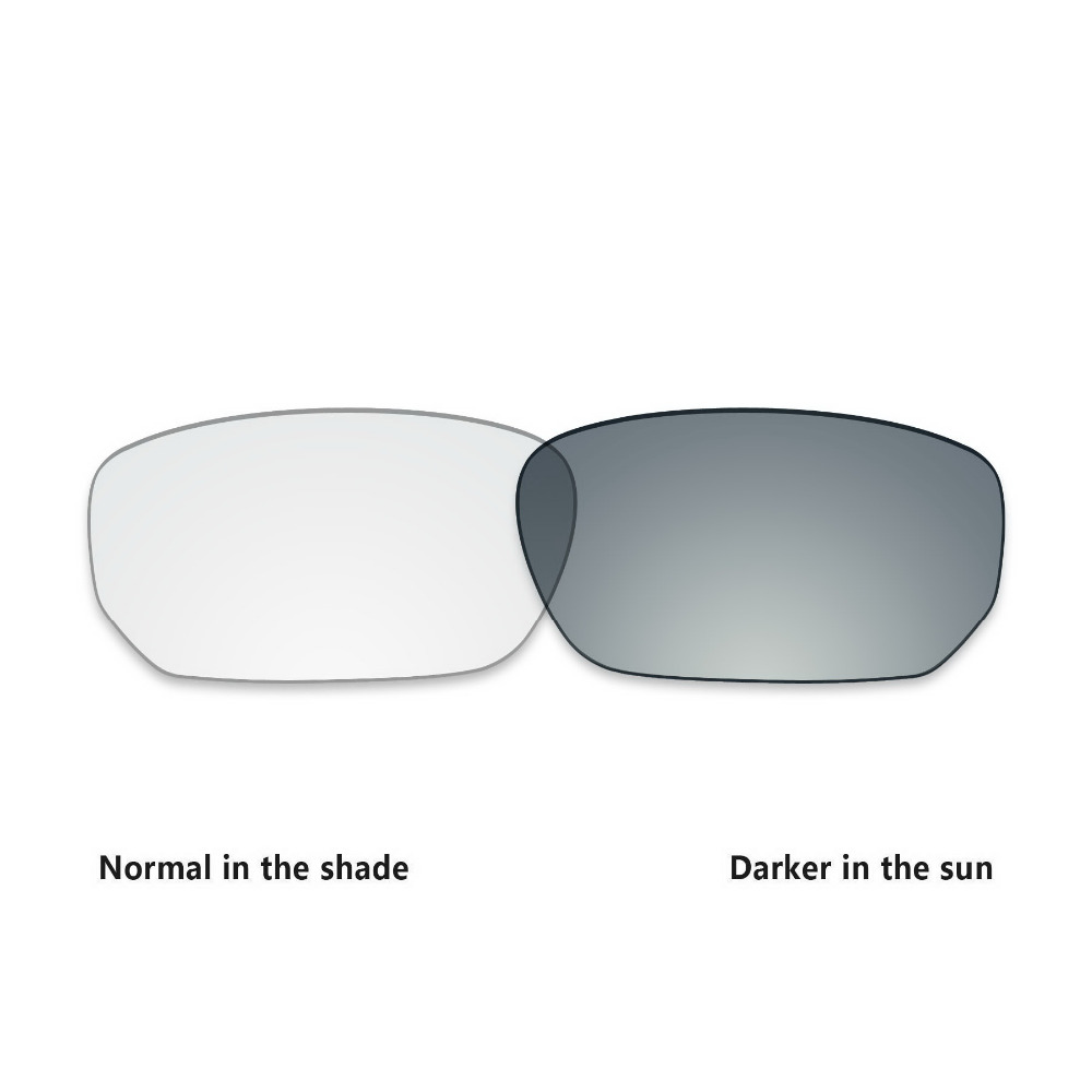 0f9a9381d47 ToughAsNails Replacement Lenses for Oakley Style Switch Sunglasses  Photochromic Clear Color (Lens Only)-in Accessories from Apparel  Accessories on ...