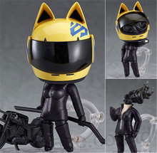 Durarara 3way Standoff Celty Sturluson Figure Model Collection with Box 4 inch