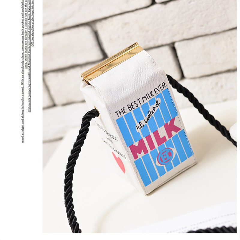 fun pack 2018 edition mini bags of milk packages zippo One shoulder aslant BaoChao women 39 s mobile phone package in Crossbody Bags from Luggage amp Bags