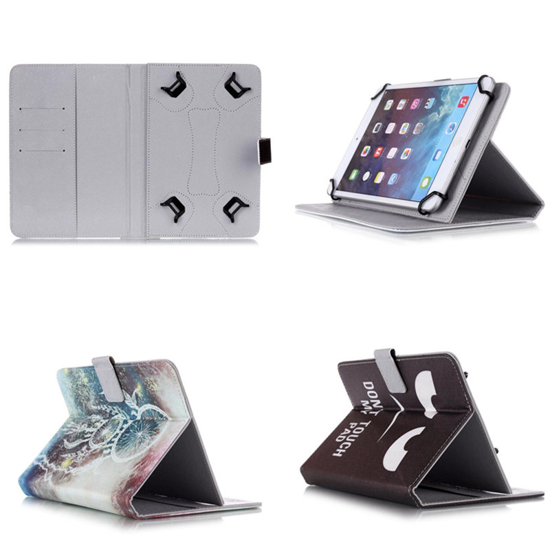 PU Leather Stand 10.1 inch Universal Case For Lenovo Ideatab S6000 S6000H S6000F S6000G 10.1 Inch Tablet Filp Universal Cover