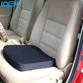 Alta Qualidade Super Macio Algodão Memória Carvão de Bambu Auto Car Assento Da Cadeira Do Escritório Relaxar Almofada Elástica Respirável Cobertura de Pano