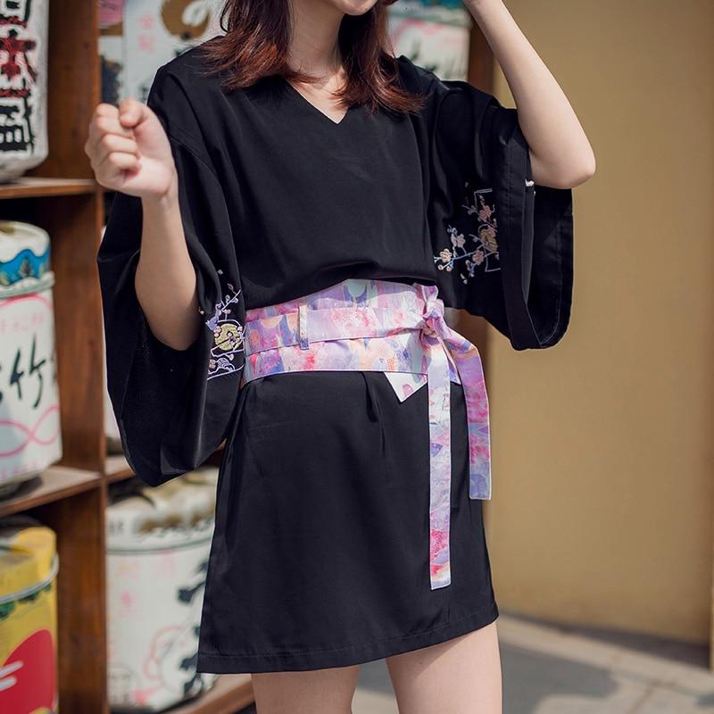 2019 Hair Brand Gossip Black And White Kimono Belt Tassel Hair Band Ancientry Wipe The Forehead Boy Bind