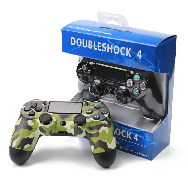 New Wired Game controller for PS4 Controller for Sony Playstation 4 for DualShock Vibration Joystick Gamepads for Play Station 4