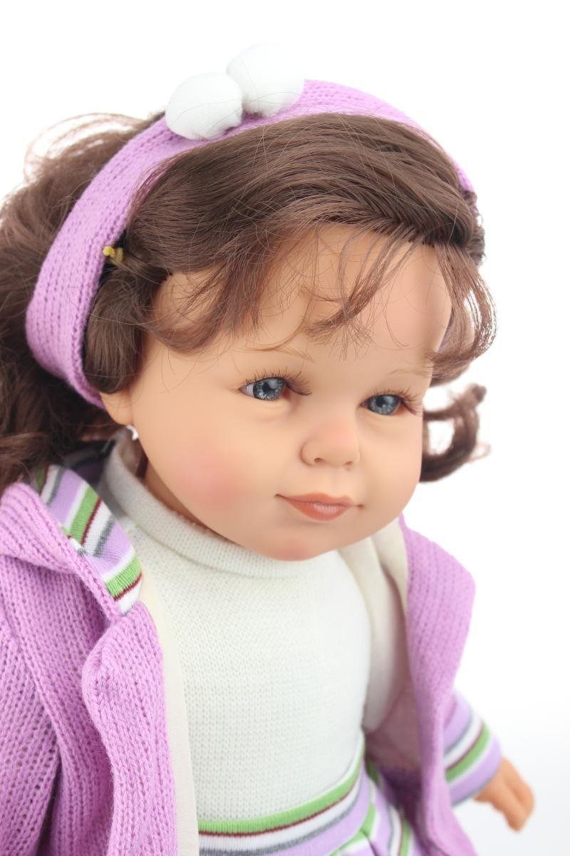 lovely baby dolls for girls vinyl reborn dolls babies lifelike baby