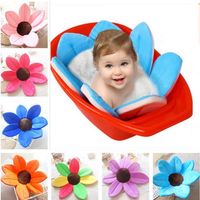 Asiento para bebés para el baño – modelo flor