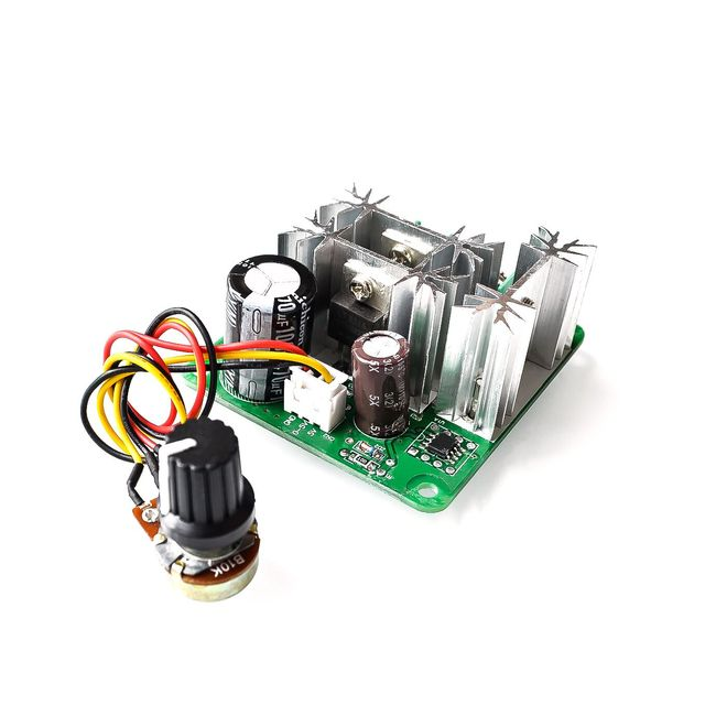 Awe Inspiring 5Set Lot New 6V 90V 15A Dc Motor Speed Control Pwm Controller Plc Wiring Cloud Hisonuggs Outletorg