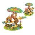 Если государство модель 3 д-головоломка деревянная стерео детские подарки для детей деревянные развивающие игрушки интеллектуального развития