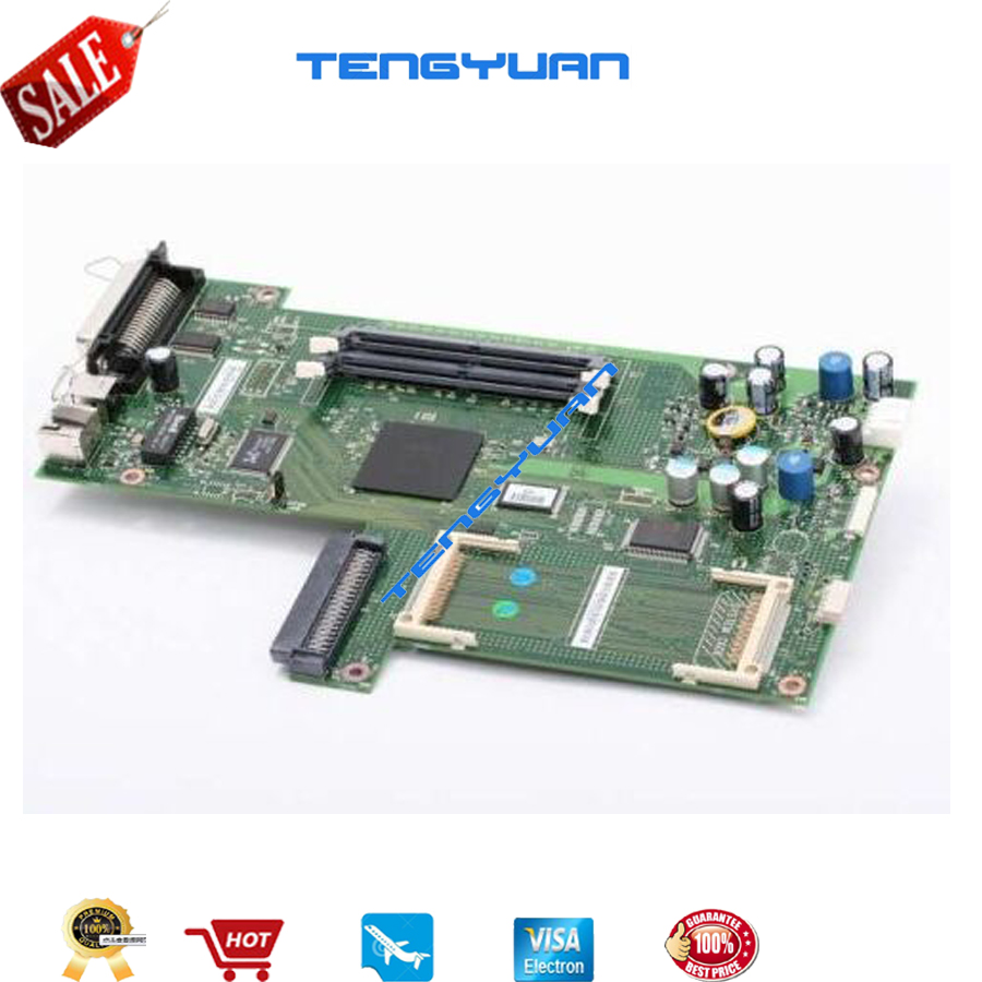 Free shipping 100% tested for HP2420 2420N Formatter Board Q6507-61004 Q3955-60003 printer parts on sale q3955 60003 q6507 61006 q6507 61004 logic main board use for hp 2410 2420 2430 hp2420 hp2430 formatter board mainboard
