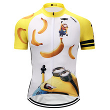 3d972cb2 Crossrider 2018 Hot Sale Men Cycling Jersey MTB Funny shirt Bike Wear  clothes Short Maillot Roupa