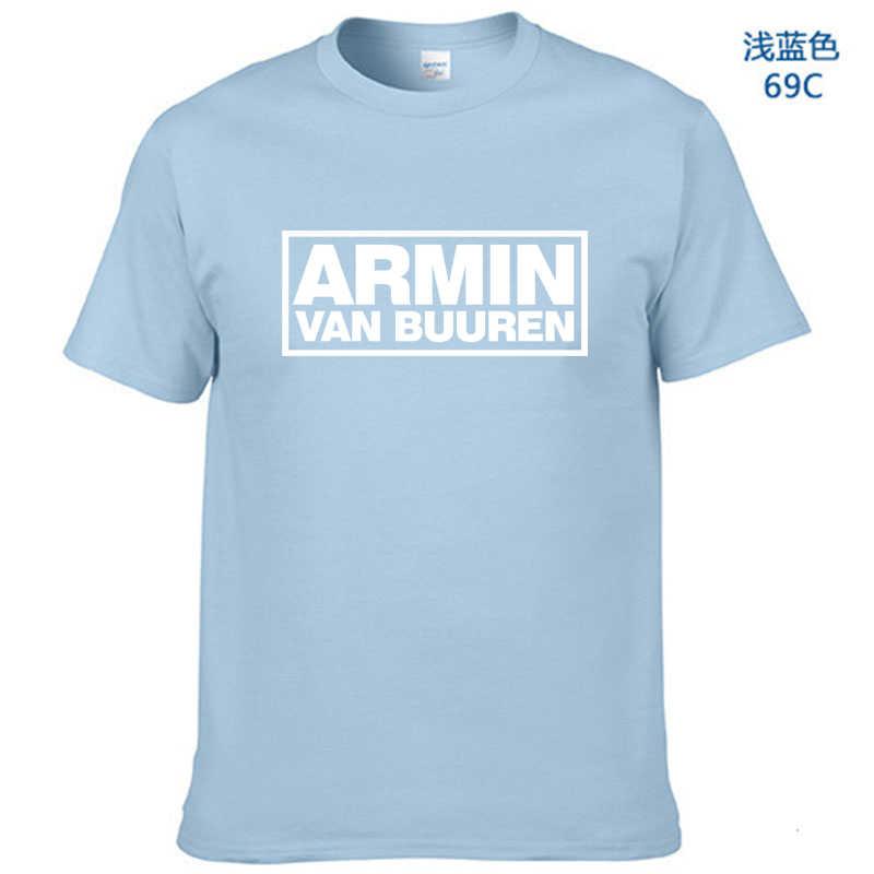 新しいアーミン · ヴァン · ビューレンプリントトランスメンズ Tシャツ ASOT ハウスミュージックイビサ絶賛 DJ Tシャツ Tシャツ Tシャツユニセックスよりサイズと色