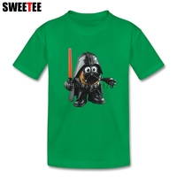 Boy Girl T Shirt Baby Costume 2018 Star Wars Darth Vader Baby Infant Cotton Tshirt Crew