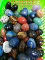 1pcs 100% natural quartz yoni eggs crystal and jade eggs Ben Wa ball for women Kegel exercise Massage & Relaxation