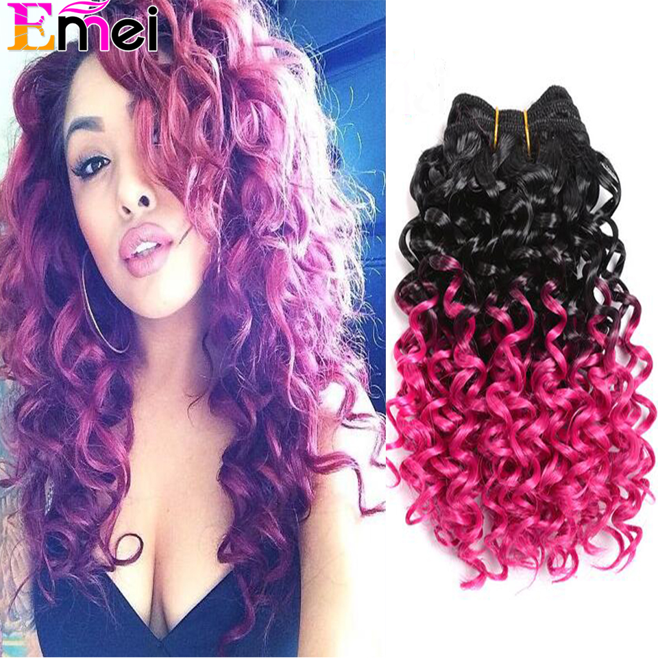Buy Hair black with pink ombre picture trends