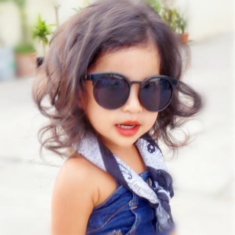 High quality 2019 kids sunglasses brand baby girl sunglasses children glasses UV400 goggles glasses pink sunglasses очки Multan