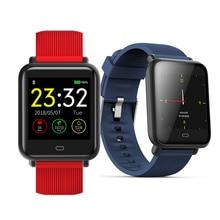 Q9 Smart Watch IP67 Waterproof Fitness Trakcer Blood Pressure Heart Rate Monitor Men Women Smartwatch