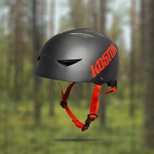 KOSTON longboard skateboard scooter black helmet Bike font b cycling b font scooter Extreme game helmet