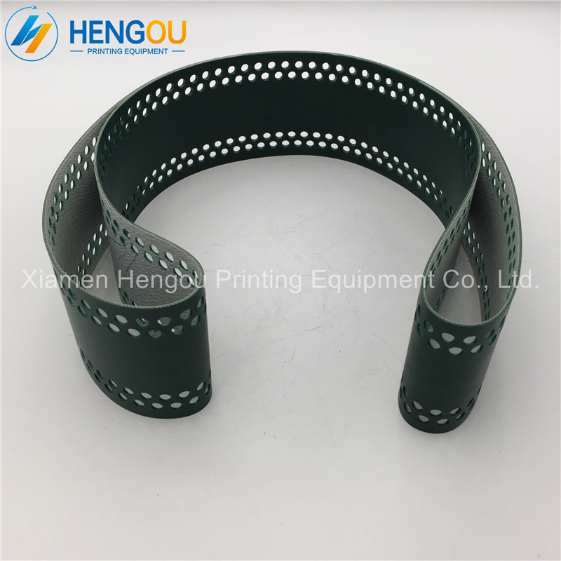 2 Pieces Heidelberg SM74 Printing Machine Suction Tape M3.020.014, PM74 Belt M3.020.014/01 1410x87mm стоимость
