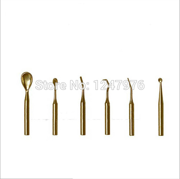Dental Lab Equipment Shuangbi electric wax knife blade tip nib wax knife tool  wax pen head dental tool