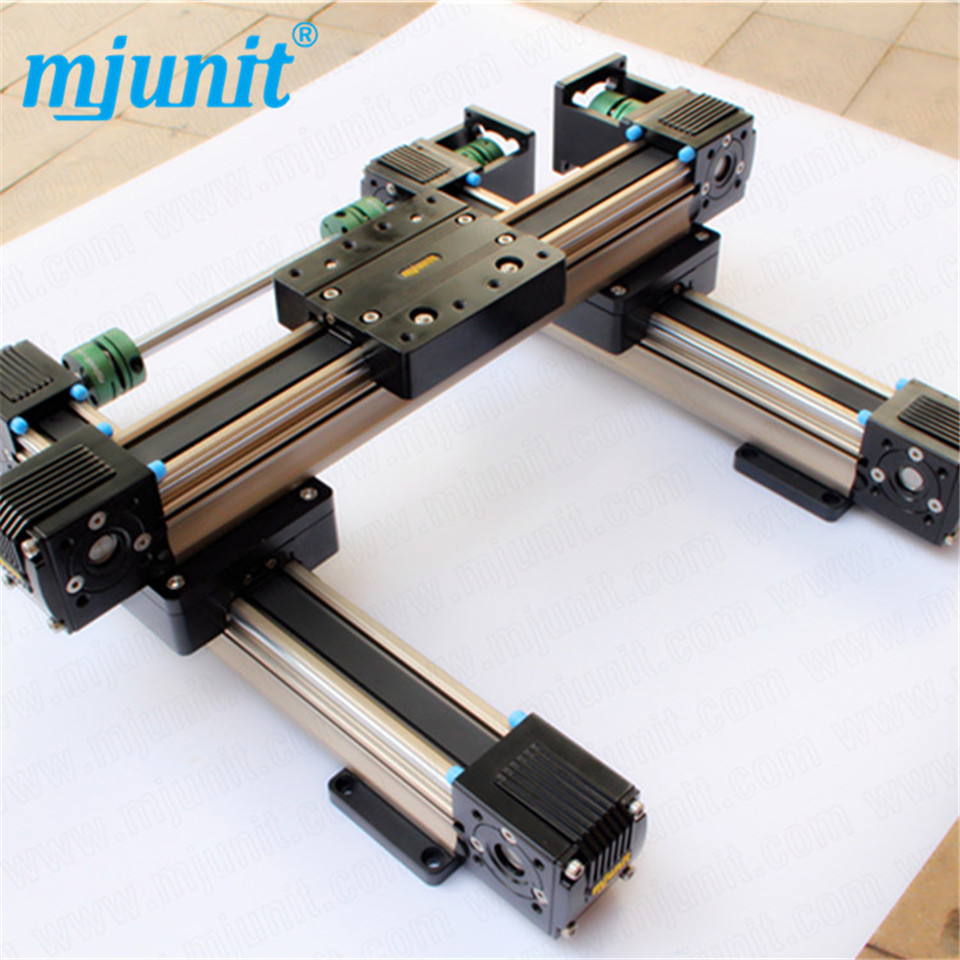 US $140 0 |Glue dispenser machine Belt drive linear actuator Linear  guideways manufacturers india-in Linear Guides from Home Improvement on