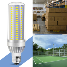Led Corn Bulb E26 25W Lampada LED Fan Cooling Light E27 Candle Lamp High Brightness 35W Chandelier No Flicker 50W