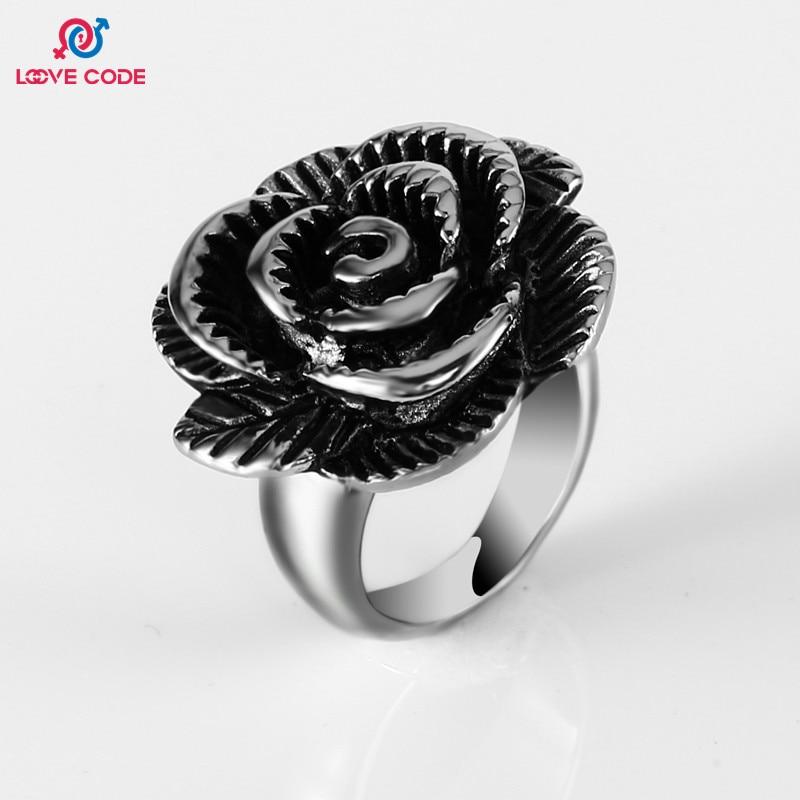 Popular Rose Shaped Engagement Ring Buy Cheap Rose Shaped