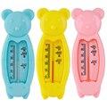 Nova Bóia Flutuante Bonito Do Urso Do Bebê Termômetro de Água Brinquedo Do Banho Do Bebê Termômetro Banheira Água Sensor Termômetro FCI #