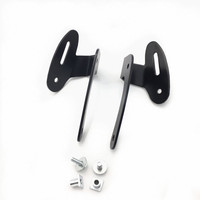 Motorcycle Modified pcx mirror bracket rear side view mirror bracket adapter fixed stent For Honda pcx 125 pcx 150 2018 2019