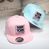 NEW YORK Baseball Cap Men Women Snapback Cap Hat Female Male Hip Hop Bone Cap Black