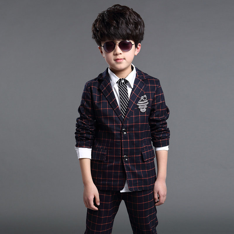 Aliexpress Buy 2018 New Boys Formal Suits For Weddings Brand