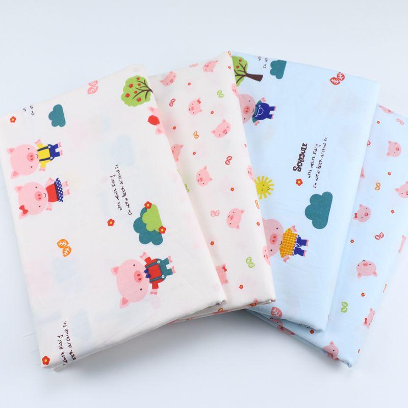 """Harmony Marble Fabric remnant patchwork bundle 100/%cotton 10 piece 4/"""" x 6/"""" Set2"""