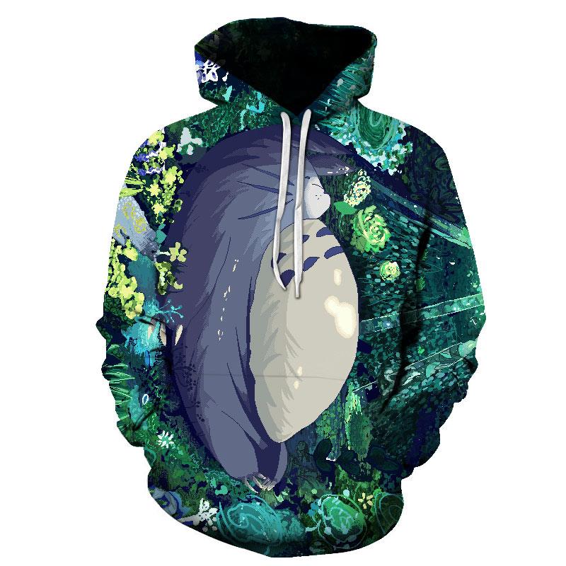 My Neighbor Totoro 3D Hoodies
