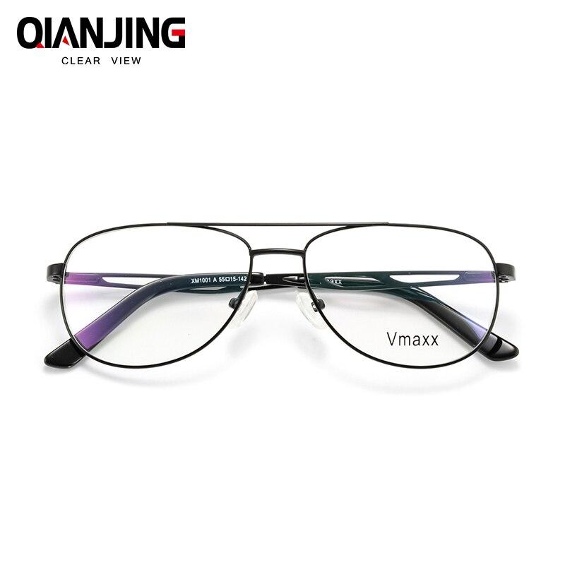 QIANJING moda Unissex Big Rodada Chic Oversize lente Clara Vidros do Olho  Do Vintage Retro Óculos e29a978533