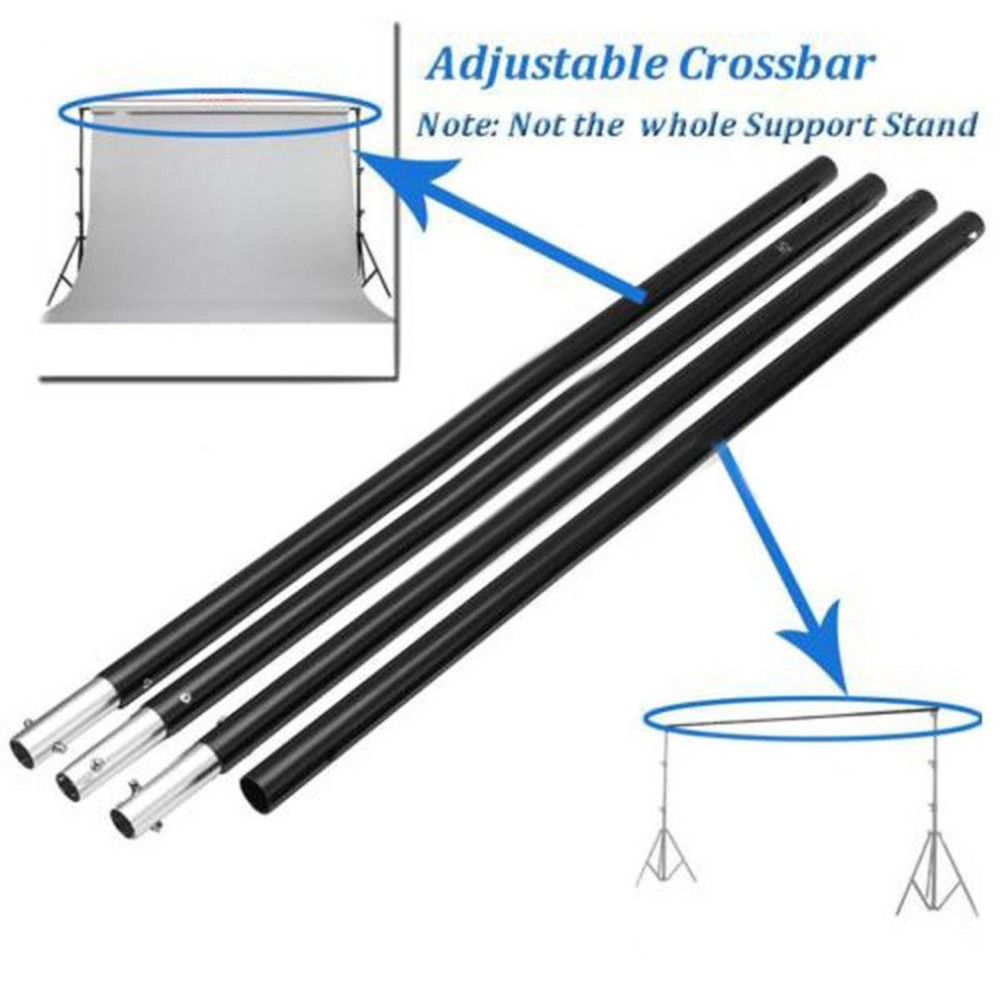 Background Holder 3m 10Ft Photo Background Stand Kit Adjustable Portable Photography Backdrops For Photo Studio Accessories in Background from Consumer Electronics
