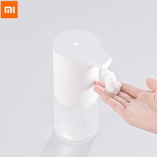 Dispensador de jabón automático Xiaomi Mijia, Sensor infrarrojo para casa, oficina y Hotel