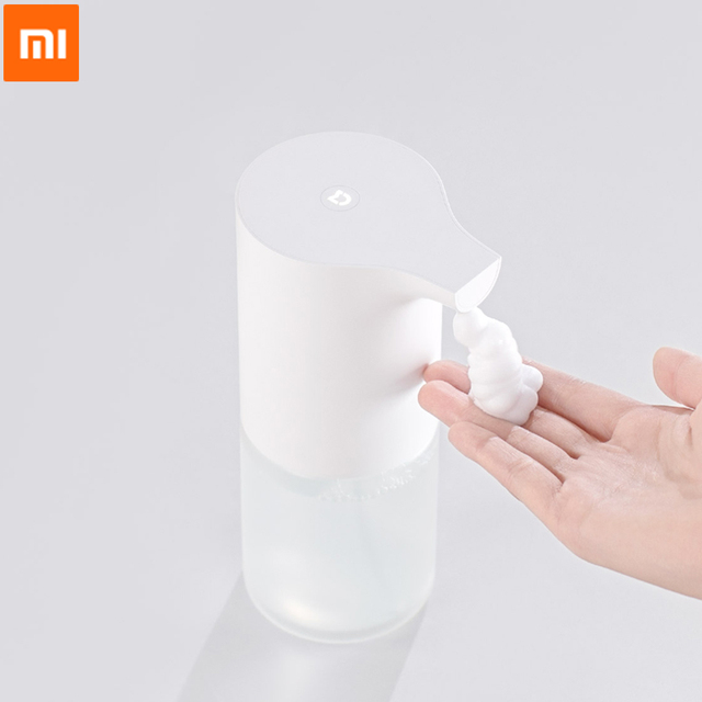 Original Xiaomi Mijia Automatic Soap Dispenser Auto Induction Foaming Hand Washer Infrared Sensor for Smart Home Office Hotel