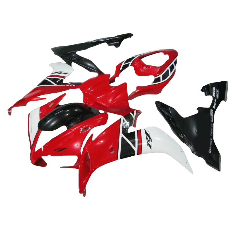 Injection molding fairing kit for red YAMAHA  YZF1000 2005 2004 2006 YZF R1 R1 04 05 06 fairings xl52