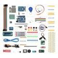 Бесплатная Доставка 2016 RFID Starter Kit для Arduino UNO R3 Обновленная Версия Learning Suite Комплект С сенсорным модулем подарок