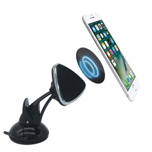 360 Degree Universal Car Holder For iPhone X 8 7 Magnetic Car Phone Holder for Samsung Xia