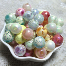 New Fashion10mm Mixed Imitation Pearl Beads,Acrylic Spacer Ball Round Beads Fit Jewelry DIY/Pary Decoration
