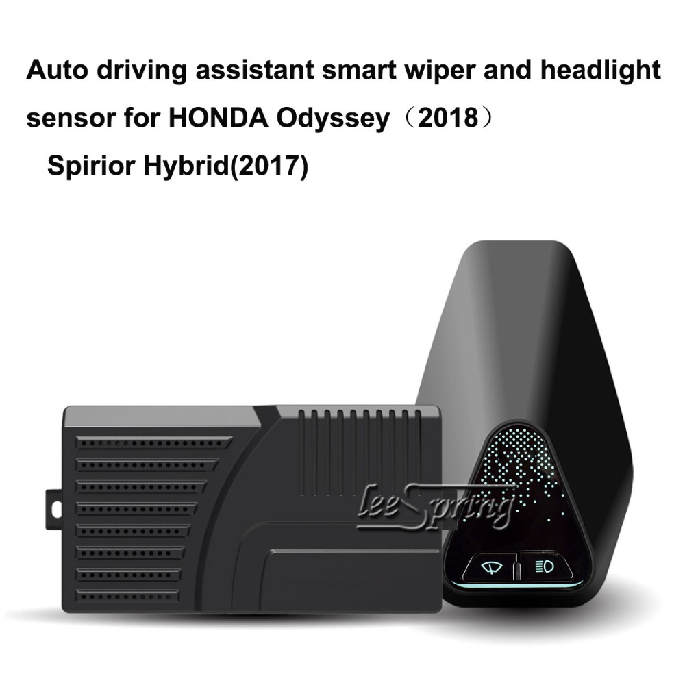 Auto driving assistant smart wiper and headlight sensor for HONDA Odyssey 2018 Spirior Hybrid 2017 in Switch Control Signal Sensor from Automobiles Motorcycles