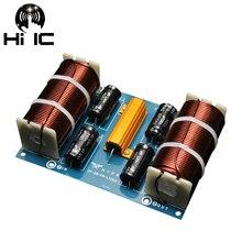 1 sztuk Bass Subwoofer Crossover częstotliwości głośnik dzielnik filtry Crossover dla 8/10/12/15/18 cal głośniki