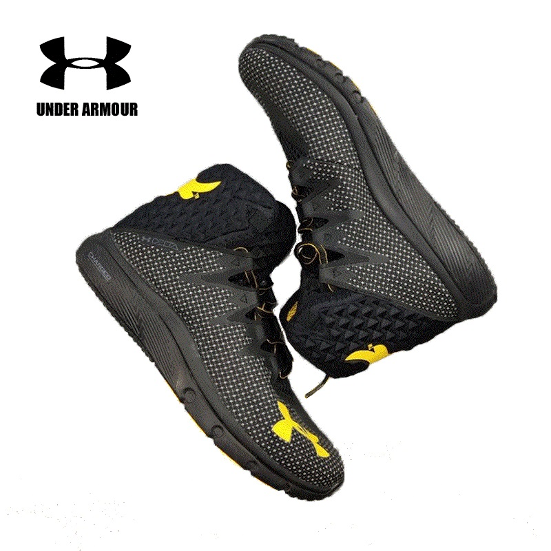 Under Armour Basketball Shoes UA PROJECT ROCK DELTA DNA Sport Sneakers Men Outdoor Medium Top Johnson Cushioning Shoe