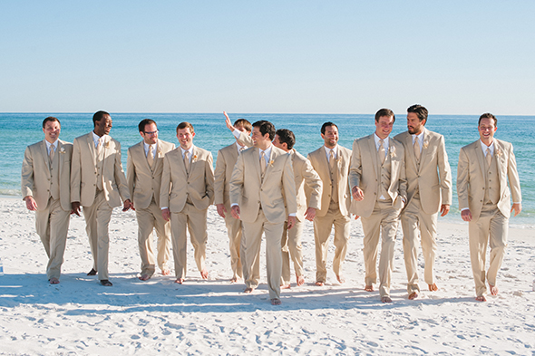 Tailor Made Men Linen Suits For Beach