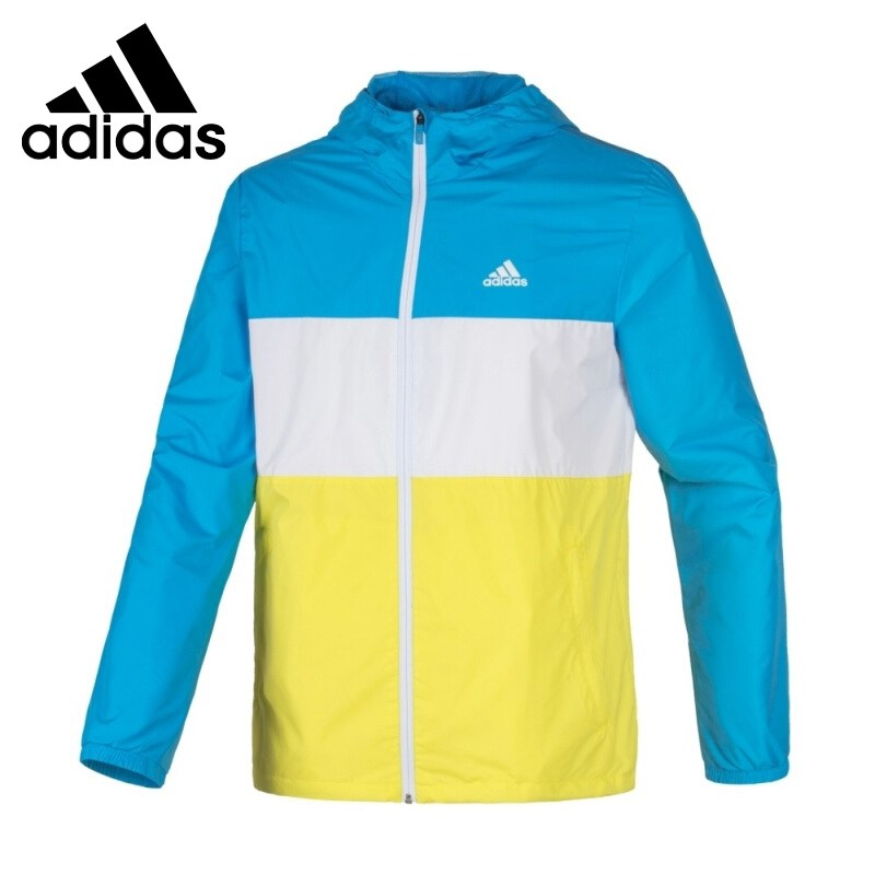 Original New Arrival <font><b>Adidas</b></font> <font><b>Men's</b></font> Jacket Hooded Sportswear image