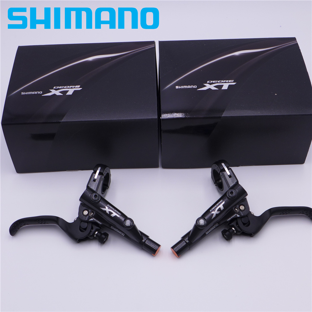 SHIMANO Deore XT BL M8000 Disc Brake Lever shimano deore xt bl br m8000 mtb disc brake mountain bike