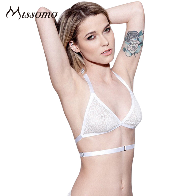 45e48e1a3a9 Missomo Lace Erotic Bras For Women Sexy VS BH Bralet Stripper Modis Push Up Bralette  Plus Size Cup Brassiere Lingerie Underwear