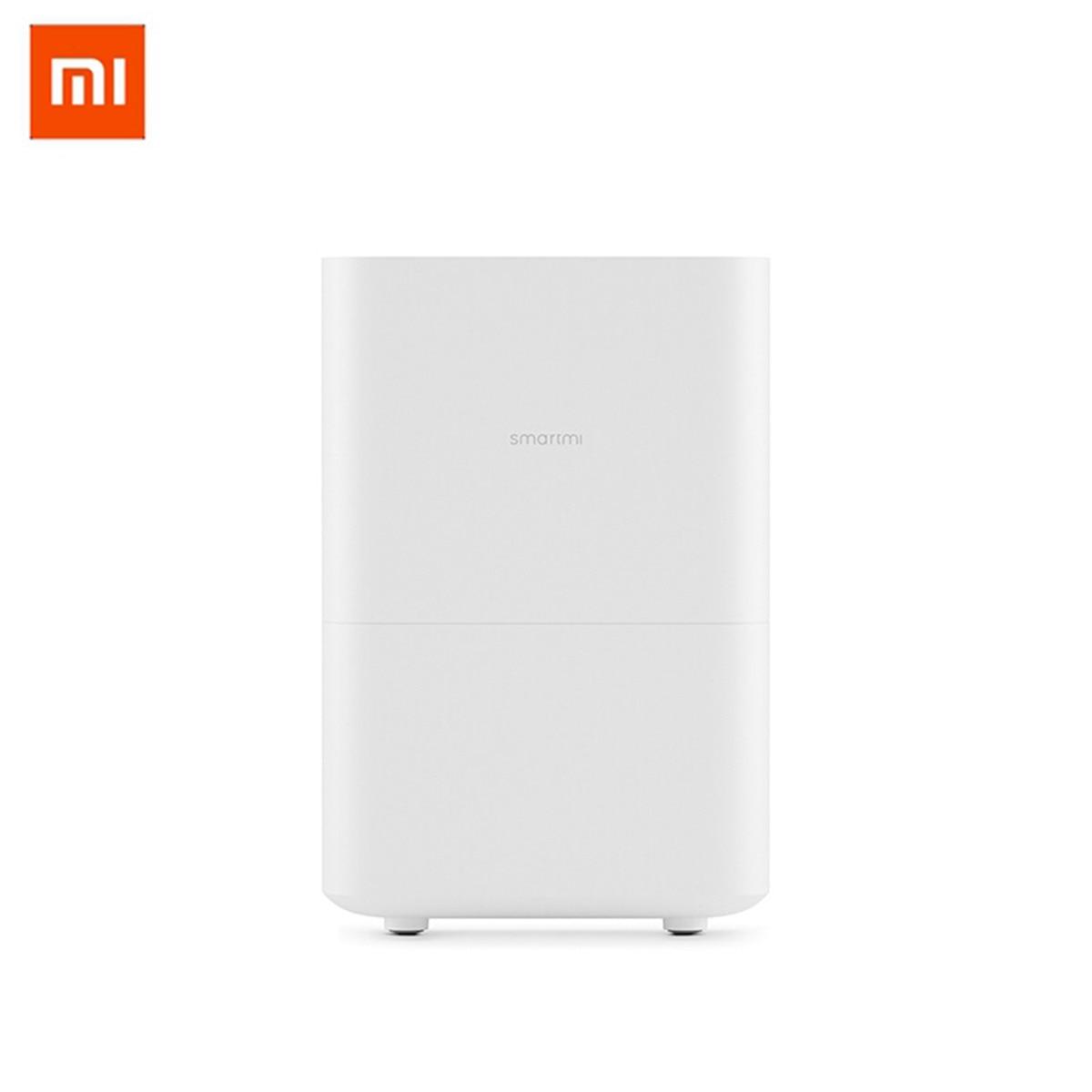 Xiaomi Mijia оригинальный Smartmi натуральный Испарительный чистый увлажнитель воздуха Арома диффузор 4L резервуар для воды приложение дистанционн...
