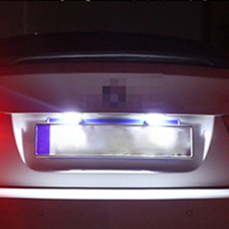 Car LED Daytime Running Lights Waterproof LED Lamps For Cars Trucks SUV Off Road LED Car Light Vehicle License Plate Light in Car Light Assembly from Automobiles Motorcycles