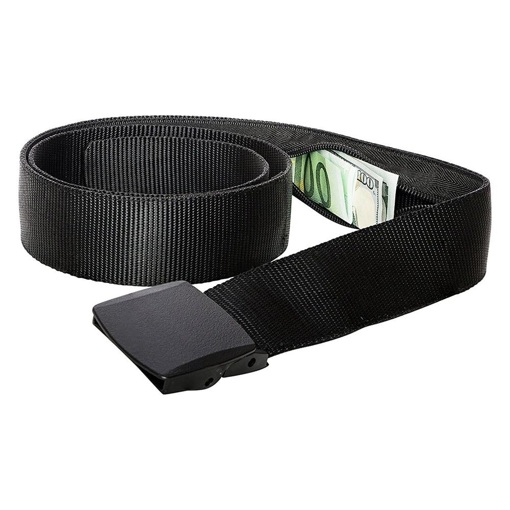 Military Tactical Nylon Hidden Money   Belts   Pouch Mens Army Combat Waist   Belt   Tactical Gear Travel Security   Belt